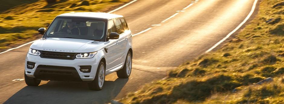 Land Rover Range Rover 4x4 Wedding Car