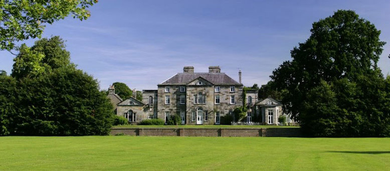 Image of Dunnikier Hotel Wedding Venue in Fife